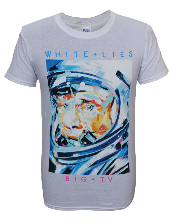 'Big TV' White T-Shirt