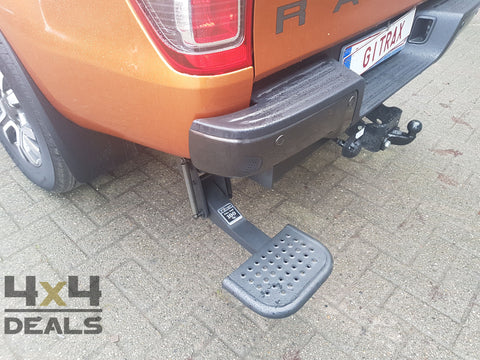 T-Step opstap Ford Ranger (12-19) | T-Step marchepied Ford Ranger (12-19)