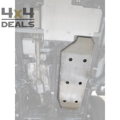 Skidplate tank Toyota Land Cruiser 150 | Ski de protection rés. de carburant Toyota Land Cruiser 150