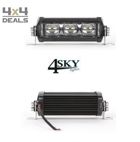 4SKY Black Edition ledbar 8 27 inch | 4SKY Black Edition barre LED 8 27 inch