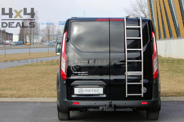 Metec ladder Ford Transit Custom (2013+) | Metec échelle Ford Transit Custom (2013+)