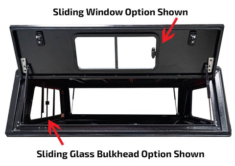 Alu-Cab Sliding Window
