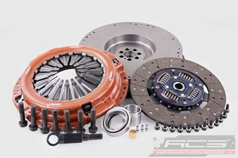 Xtreme Outback +40% incl. Flywheel voor Nissan Patrol Y61 3.0L | Xtreme Outback +40% Flywheel incl. pour Nissan Patrol Y61 3.0L