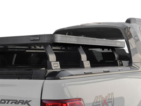 Front Runner Slimline II pick-up rack kit Ford Ranger Wildtrak met roll top (14-18) | Front Runner Slimline II kit de galerie pour benne de pick-up Ford Ranger Wildtrak avec roll top (14-18)
