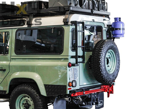 Front Runner Ladder voor Land Rover Defender | Front Runner Echelle pour Land Rover Defender