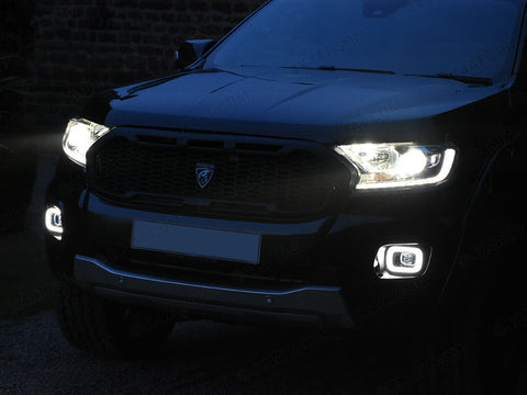 DRL voor Ford Ranger Wildtrak (2019+) | DRL pour Ford Ranger Wildtrak (2019+)