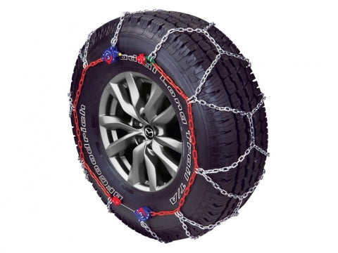 Veriga sneeuwkettingen voor Jeep Grand Cherokee | Veriga chaînes neige pour Jeep Grand Cherokee