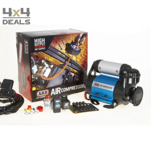Arb High Output On-Board Compressor 24V | Arb High Output On-Board Compresseur 24V