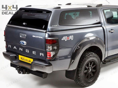 Carryboy hardtop S6 voor Ford Ranger Double Cab (2012+) | Carryboy hardtop S6 pour Ford Ranger Double Cab (2012+)
