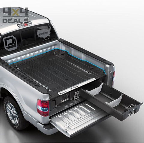 Decked Ladesysteem Voor Mitsubishi L200 Double Cab (2016+) | Decked Coffre À Tiroir Pour Mitsubishi L200 Double Cab (2016+)