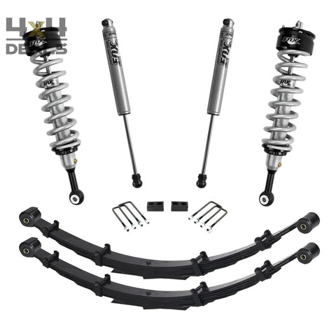 Fox 2.0 2 Lift Kit Voor Toyota Hilux (15-18) | Fox 2.0 2 Lift Kit Pour Toyota Hilux (15-18)