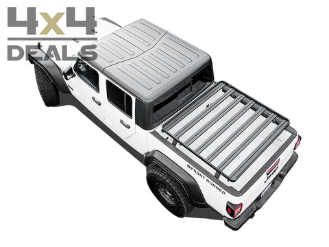 Front Runner Slimline Ii Load Bed Rack Kit Voor Jeep Gladiator Jt | Pour > 2 Weken / Semaines