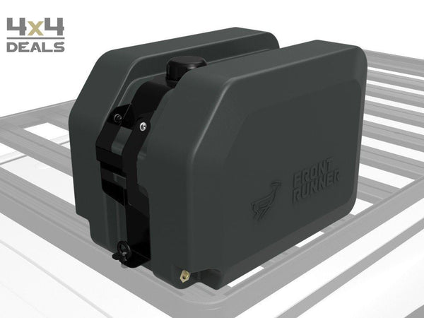 Front Runner Watertank 45L Met Bevestiging | Front Runner Réservoir Deau 45L Avec Support