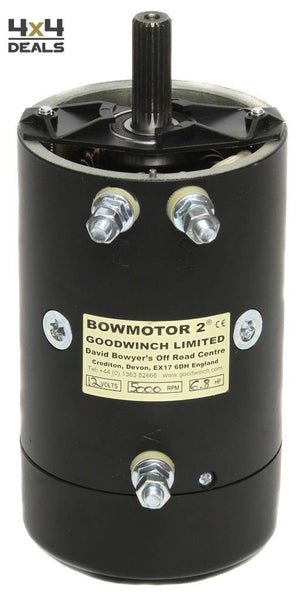 Goodwinch Bow 2 Competitiemotor 6.8Pk 12V | Goodwinch Bow 2 Moteur 6.8Cv 12V