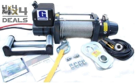 Goodwinch Tdsc 12000 12 Volt | Goodwinch Tdsc 12000 12 Volts
