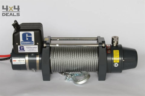 Goodwinch Tdsc 9500 24 Volt | Goodwinch Tdsc 9500 24 Volts