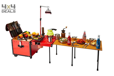 iKamper AIOKS - All-in-One Outdoor Kitchen System