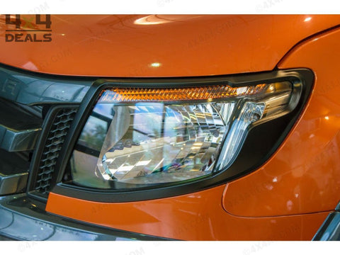Koplamp Trim Voor Ford Ranger (12-16) | Trim Phare Pour Ford Ranger (12-16)