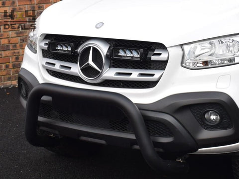 Lazer Grille Kit Triple-R 750 Elite voor Mercedes X-Class | Lazer Grille Kit Triple-R 750 Elite pour Mercedes X-Class