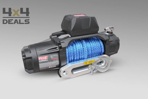 More4x4 winch 9500 Speed 12v | More4x4 treuil 9500 Speed 12v