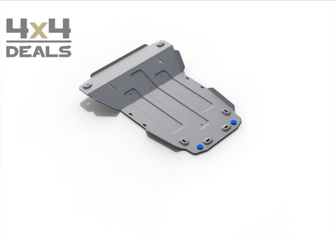 Rival skidplate voor Land Rover Discovery 3 (04-09) | Rival ski de protection pour Land Rover Discovery 3 (04-09)