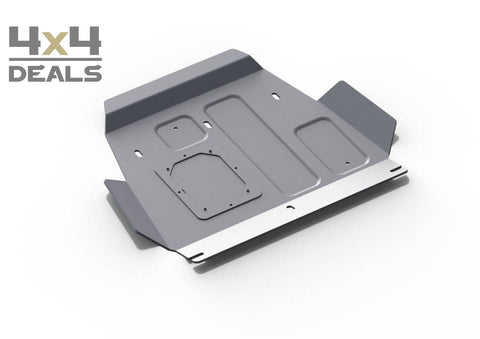 Rival skidplate voor Toyota Land Cruiser 200 (2015+) | Rival ski de protection pour Toyota Land Cruiser 200 (2015+)