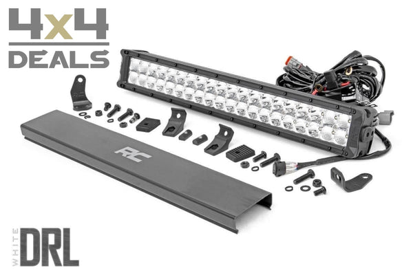 Rough Country Double Row Ledbar Drl 20 Inch | Barre Led 5 - 10 Werkdagen / Jours Ouvrés