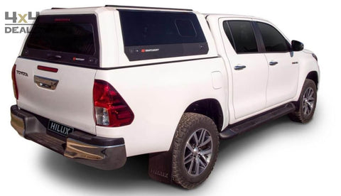 RSI Evo hardtop voor Toyota Hilux | RSI Evo hardtop pour Toyota Hilux