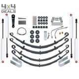 Rubicon Express 4 Suspension Lift Kit Voor Jeep Wrangler Yj | Rubicon Express 4 Suspension Lift Kit Pour Jeep Wrangler Yj
