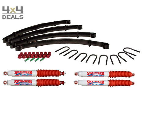 Skyjacker 2 Lift Kit Voor Jeep Wrangler Yj | Skyjacker 2 Lift Kit Pour Jeep Wrangler Yj