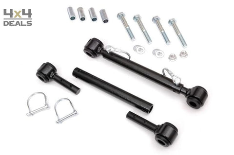 Sway Bar Quick Disconnects Achterzijde (4-6Lift) - Jeep Wrangler Tj (97-06)