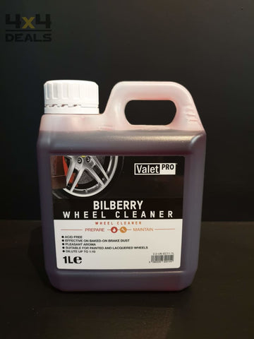 ValetPro Bilberry Wheel Cleaner 1l | ValetPro Bilberry Wheel Cleaner 1l