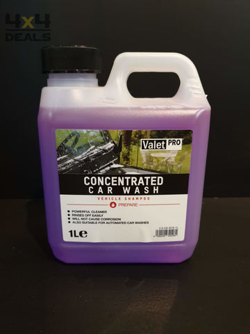 ValetPro Concentrated car wash 1l | ValetPro Concentrated car wash 1l