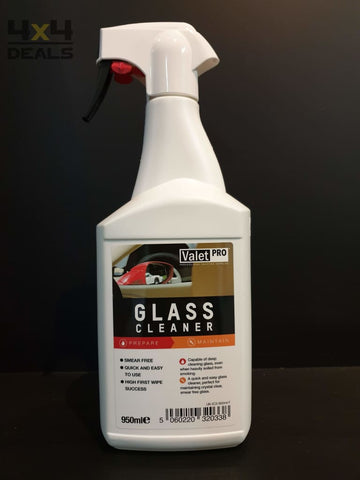 ValetPro Glass cleaner 950ml | ValetPro Glass cleaner 950ml