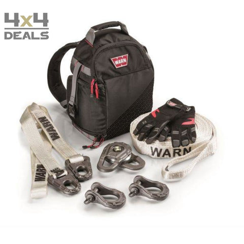 Warn Epic Winch Pack (Medium) | Warn Epic Pack Treuil (Medium)