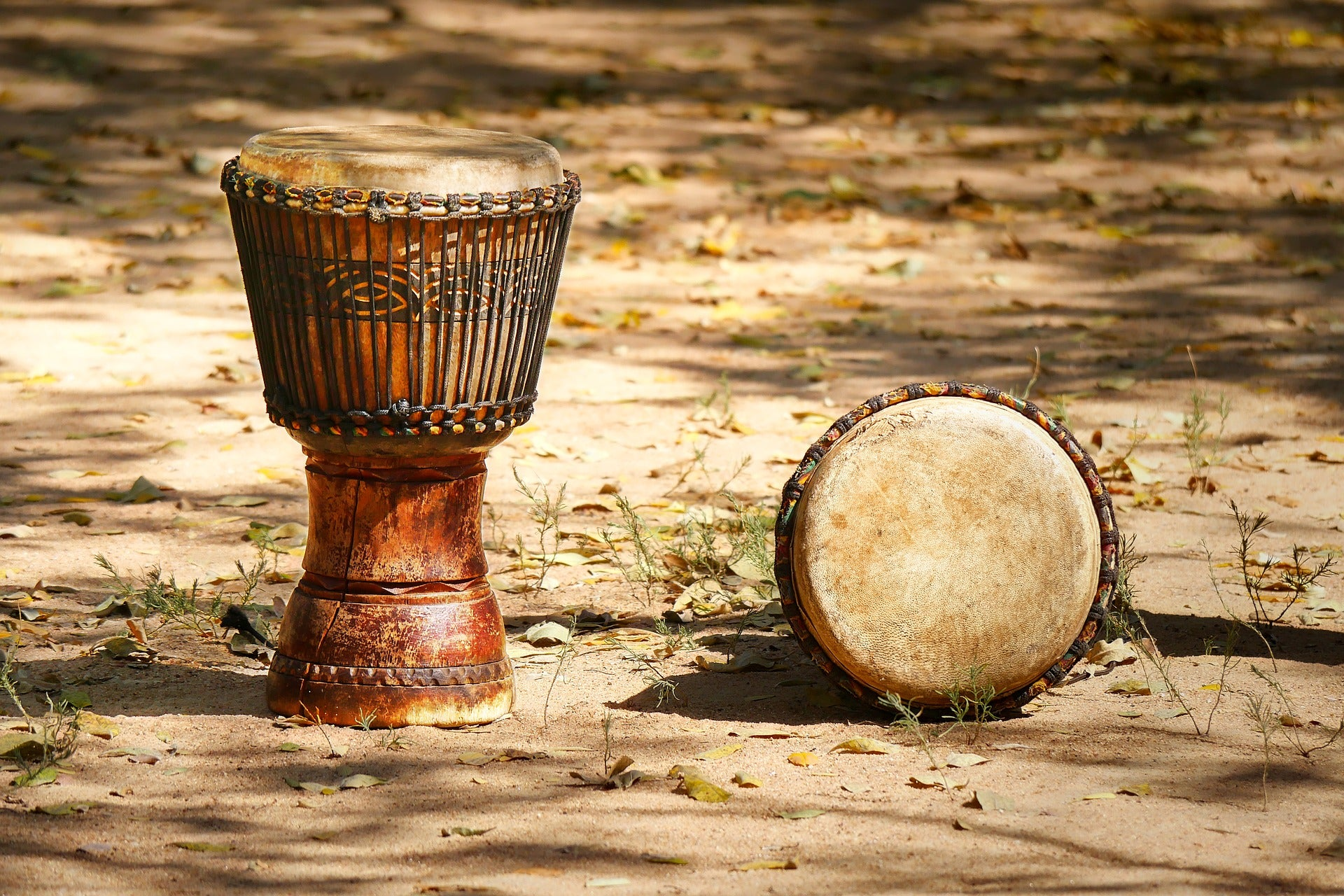 The Mysterious History and Evolution Of The African Drum - Tours ...