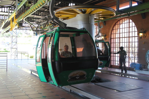 Hartbeespoort Cable Car Aerial Experience