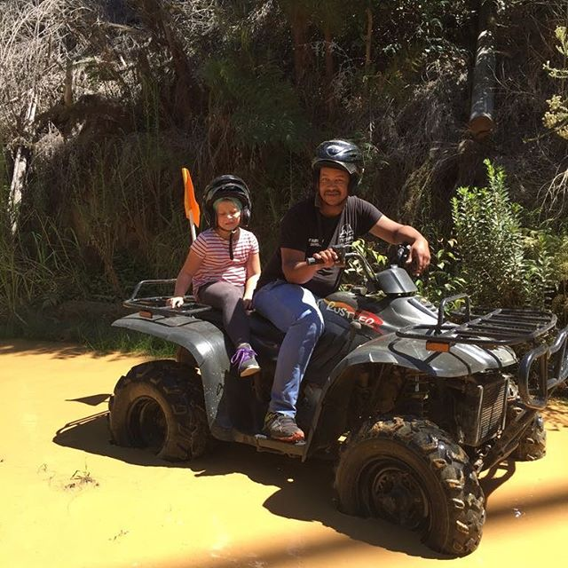 Quad Bike Tour In Tsitsikamma South Africa