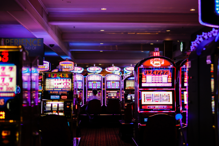 Slot machines, south africa, gambling