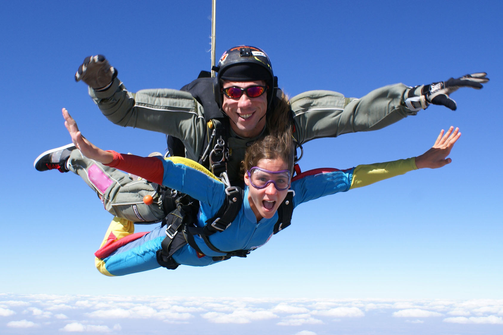 Skydiving, Namibia, Tours Africa
