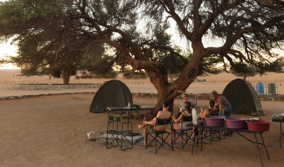 Camping, Africa, Tours Africa