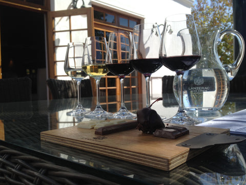 Wine Tasting with Chocolate Pairing at Lanzarac
