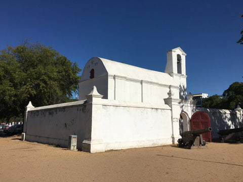 Old Building in Stellenbosch