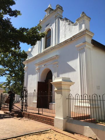 Church in Stellenbosch