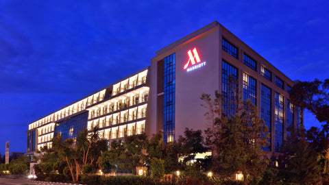 Kigali Marriott Hotel - Stop Over 6 Day Remarkable Rwanda Tour
