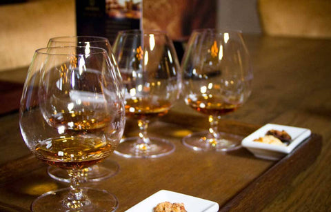 Brandy and Chocolate Pairing Tour in Cape Town