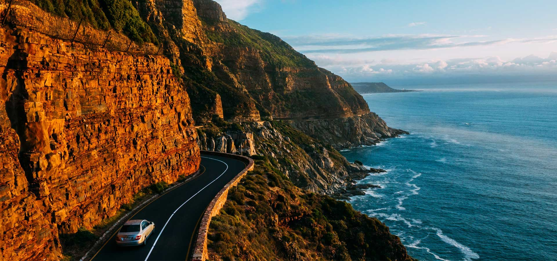Chapmans Peak Drive Cape Town Beautiful