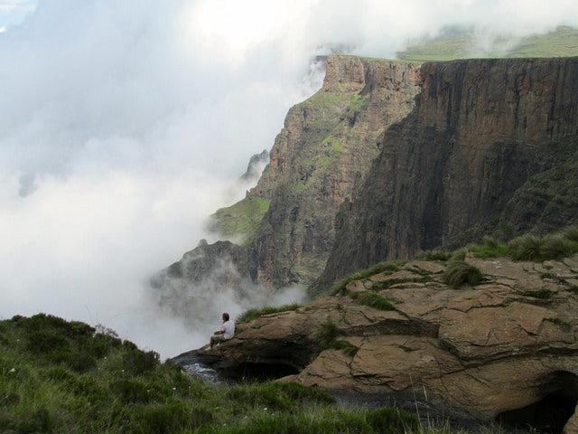 Drakensberg Amphitheatre, Drakensberg, secret spots, local spots in south africa, things to do in south africa