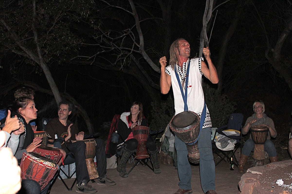 Djembe Drumming Drum