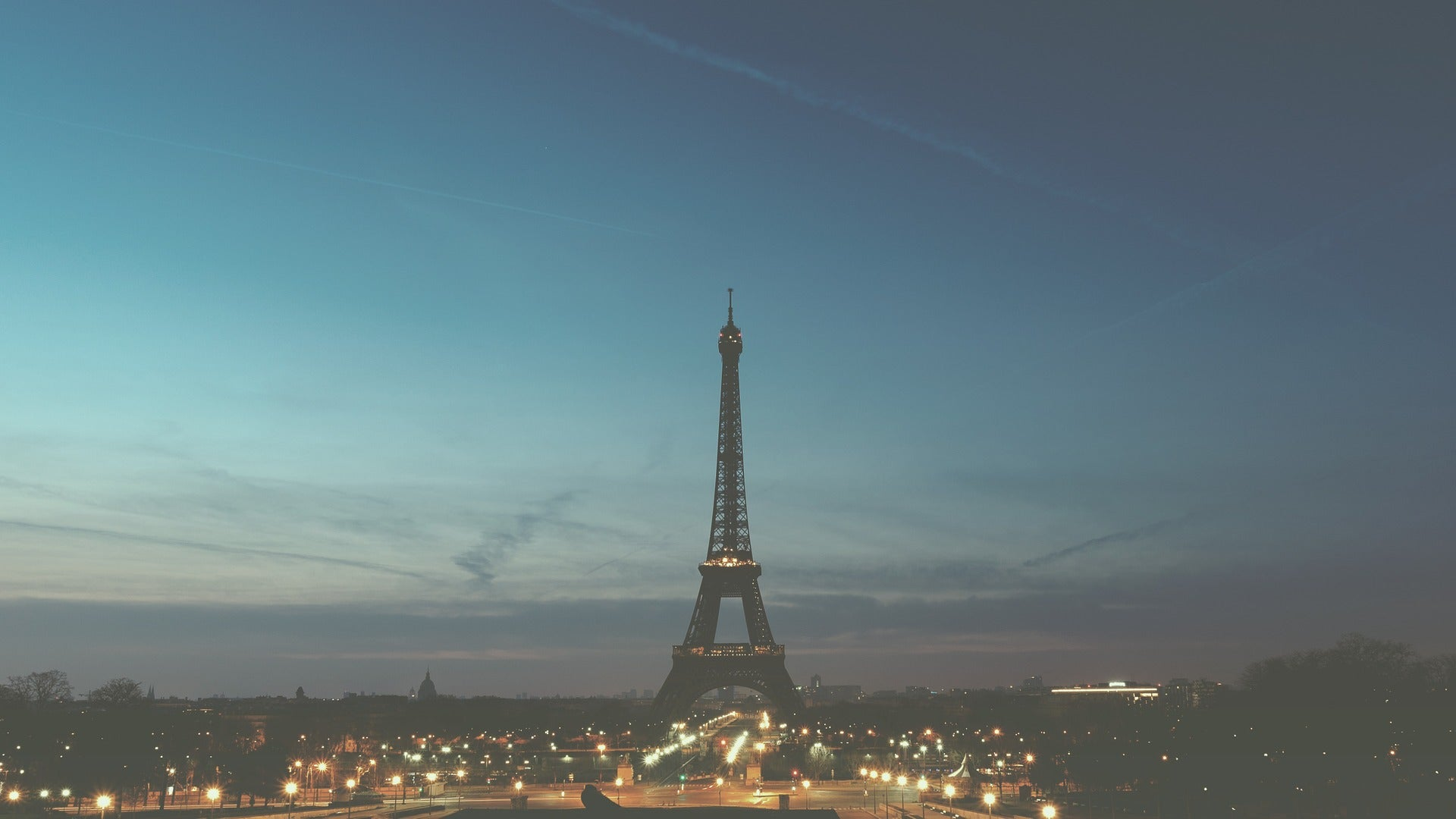 Eiffel Tower, France, Paris, French